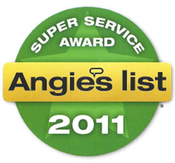 Angie's List Award 2011 | Olive Auto Center