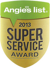 Angie's List Award 2013 | Olive Auto Center