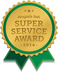 Angie's List Award 2014 | Olive Auto Center